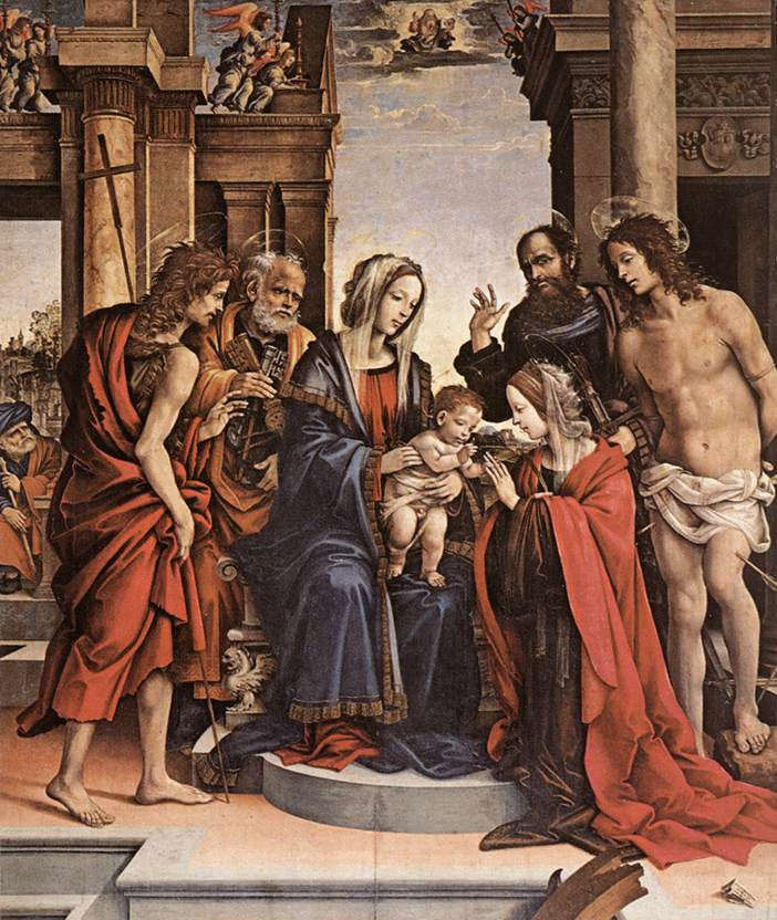 The Marriage of St Catherine