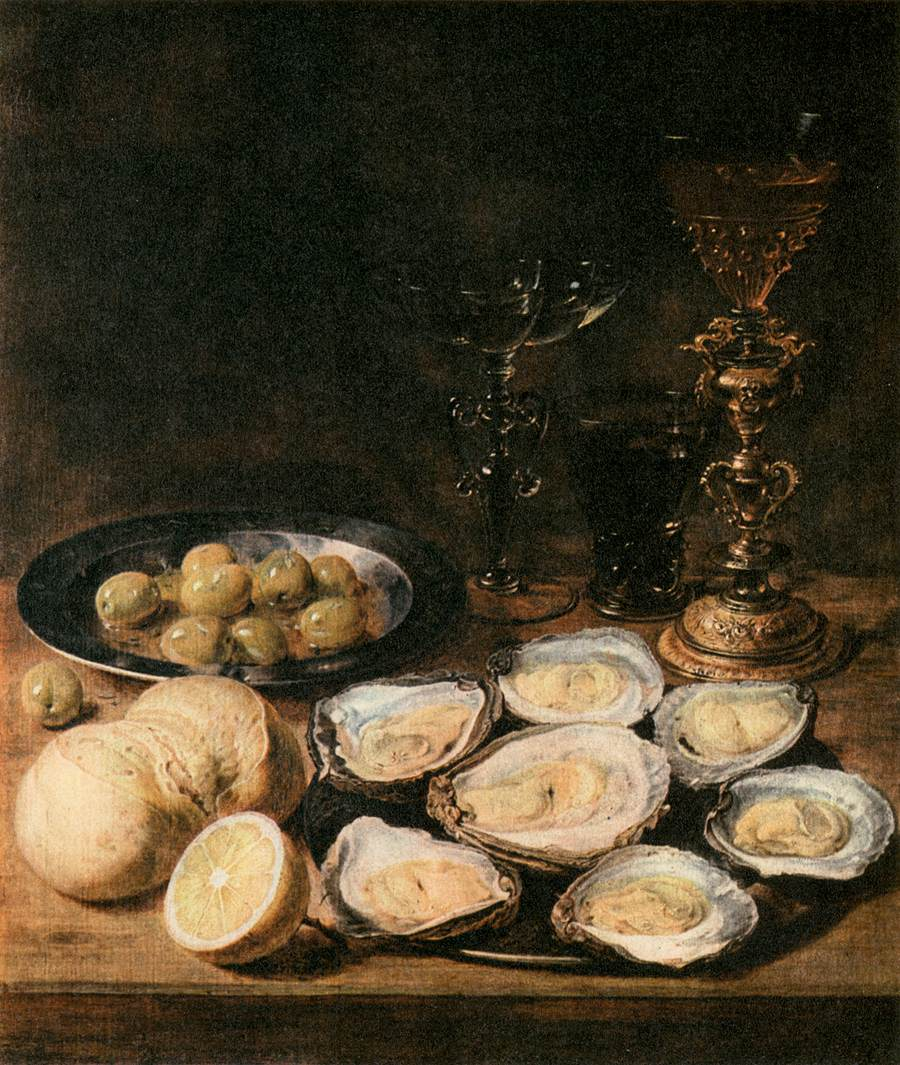 Still-Life with Oysters