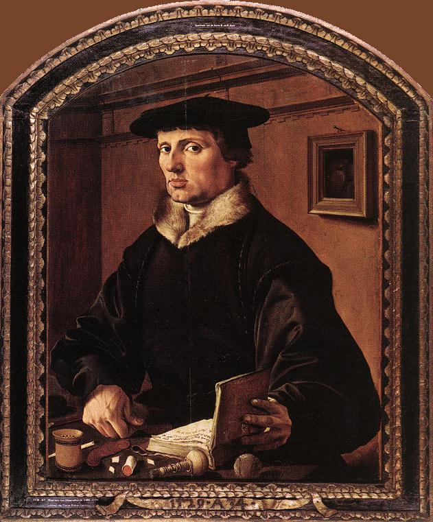 Portrait of Pieter Bicker Gerritsz.