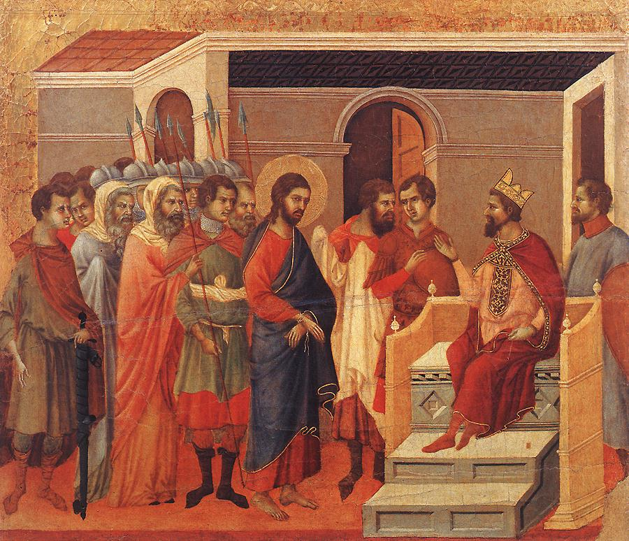 Christ Before Herod