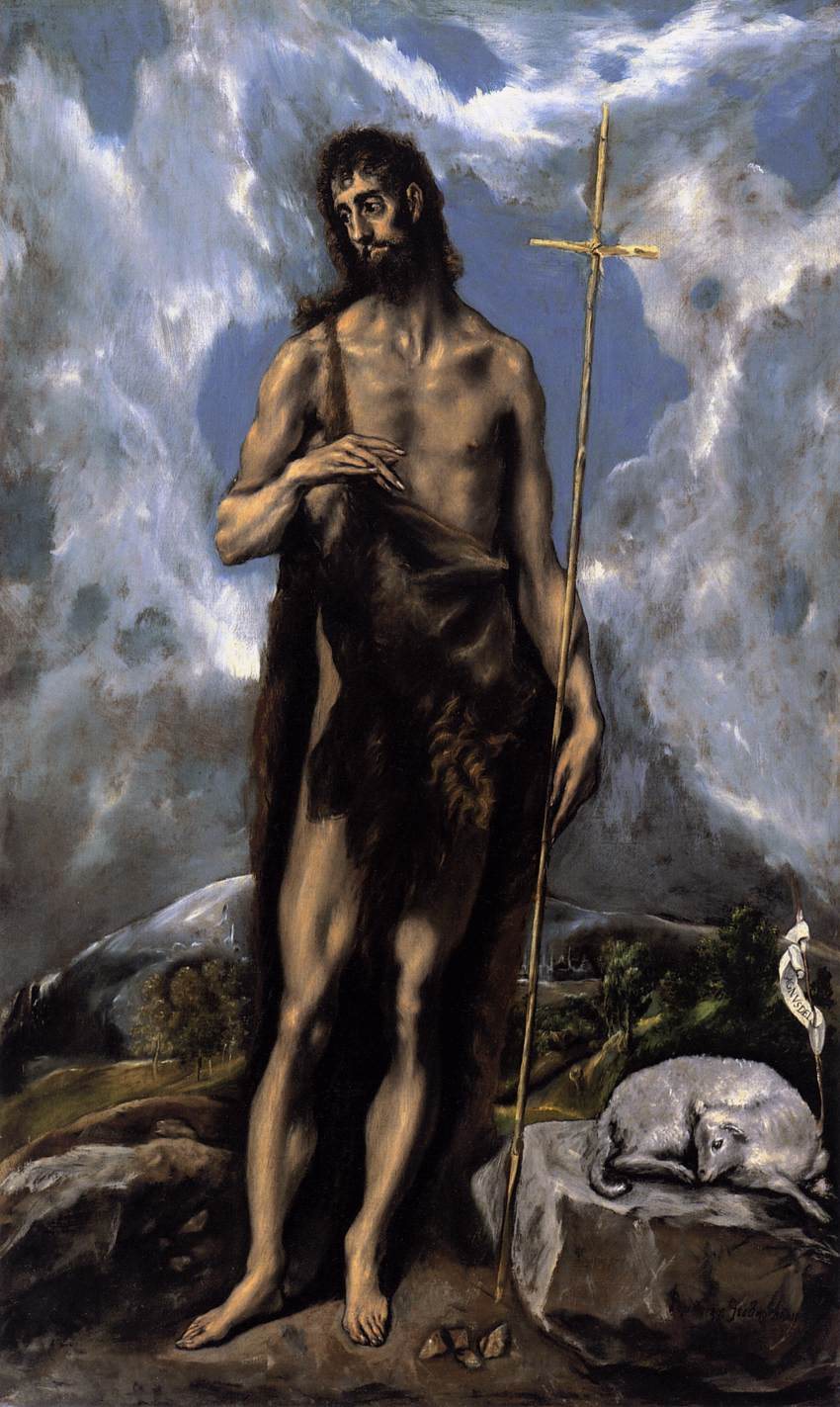 St. John the Baptist