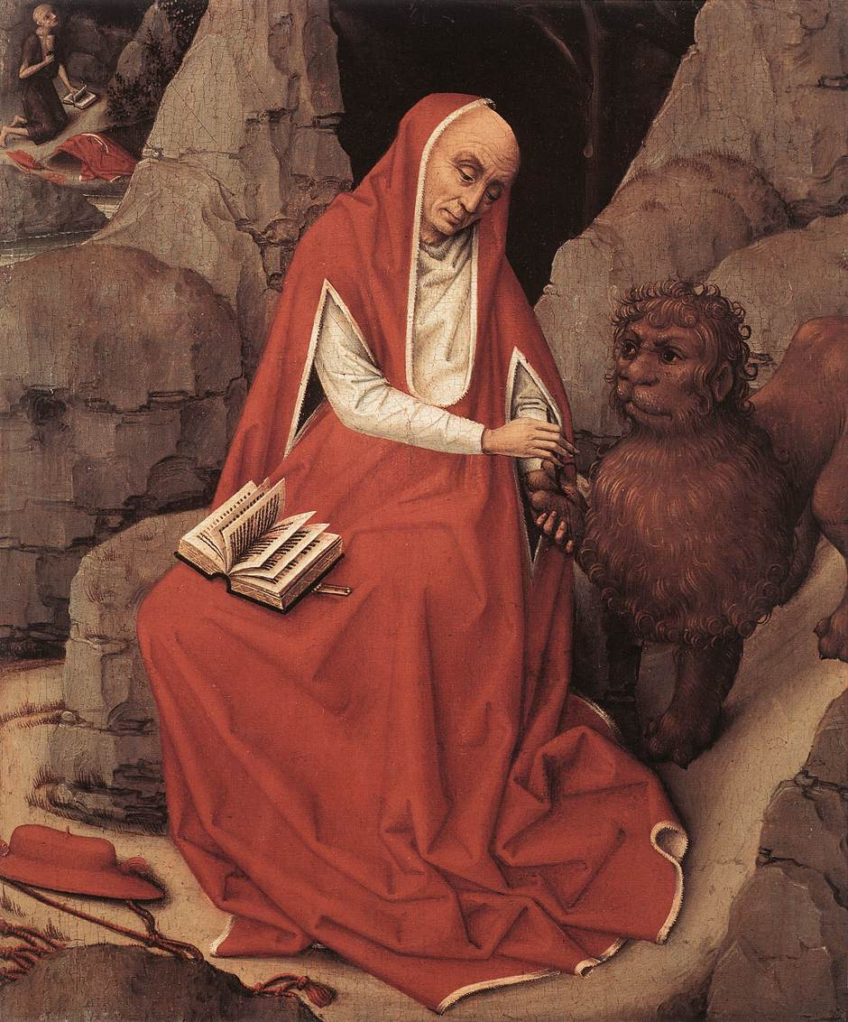 St Jerome and the Lion