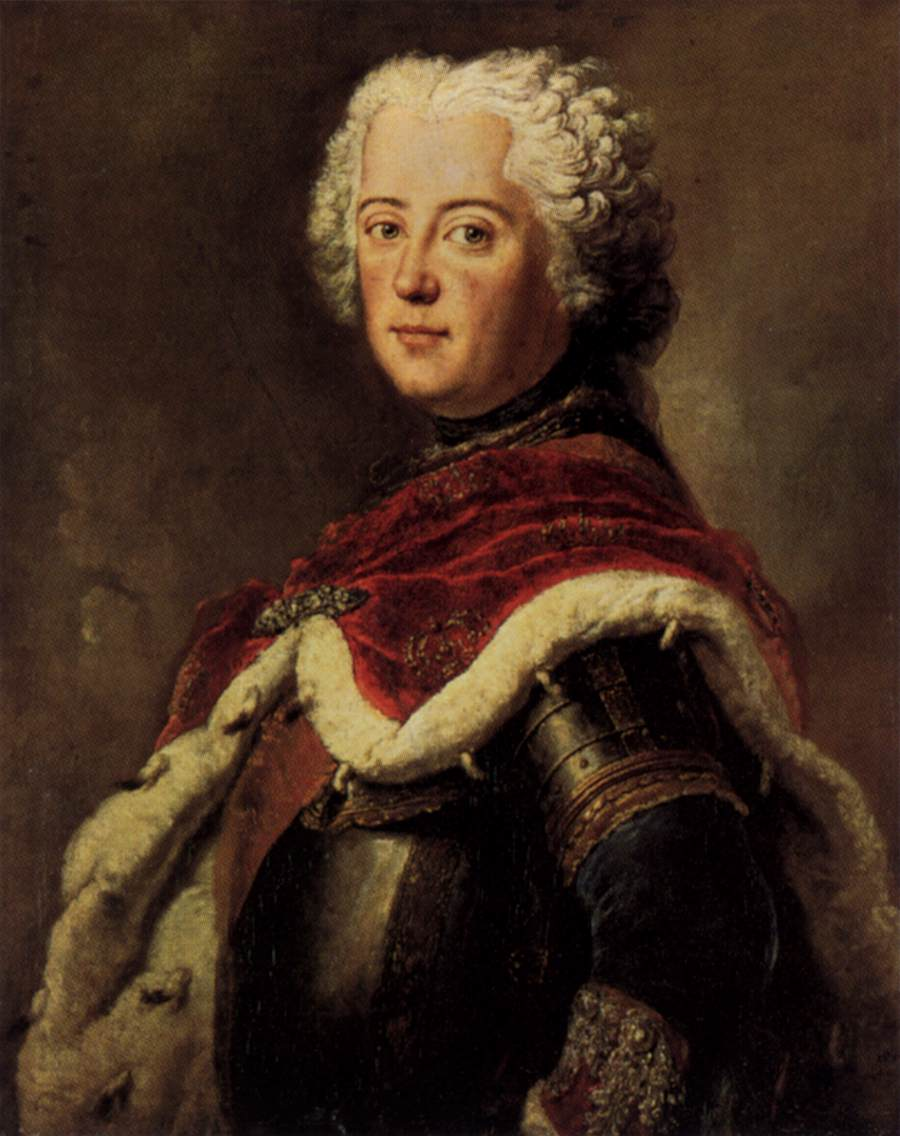Frederick the Great as Crown Prince