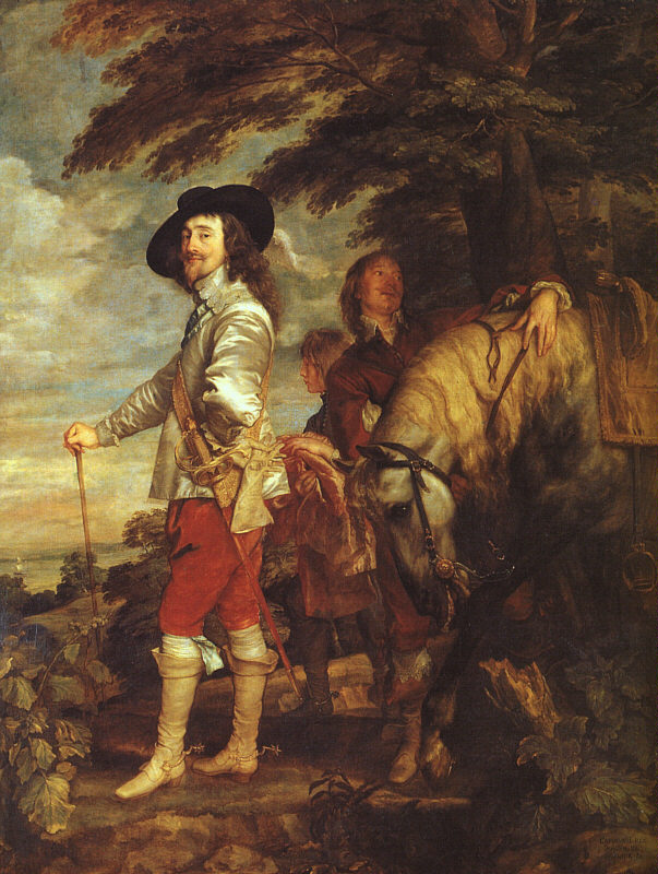 Charles I: King of England at the Hunt