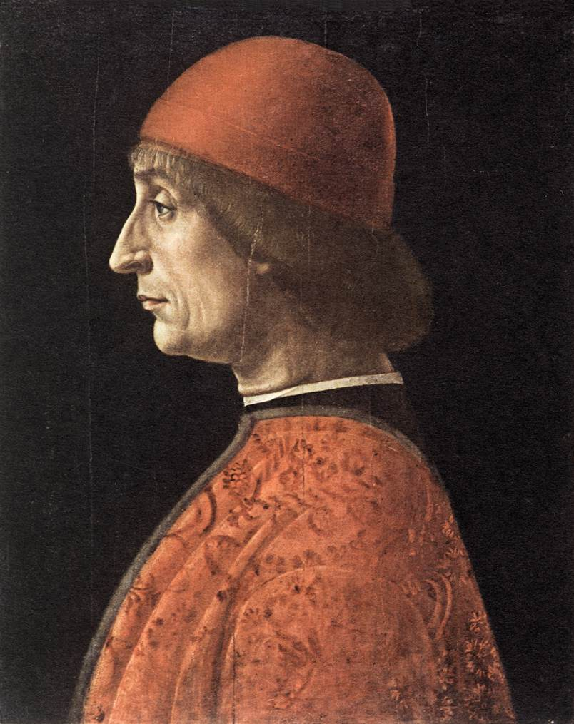 Portrait of Francesco Brivio