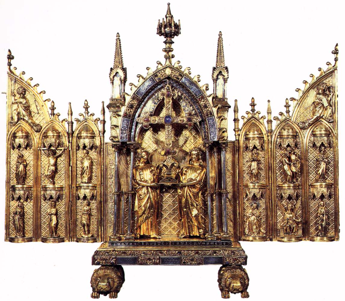 Reliquary of the Cross of Floreffe