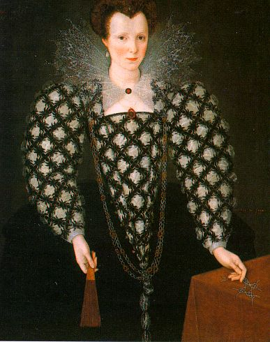 Portrait of Mary Rogers: Lady Harrington