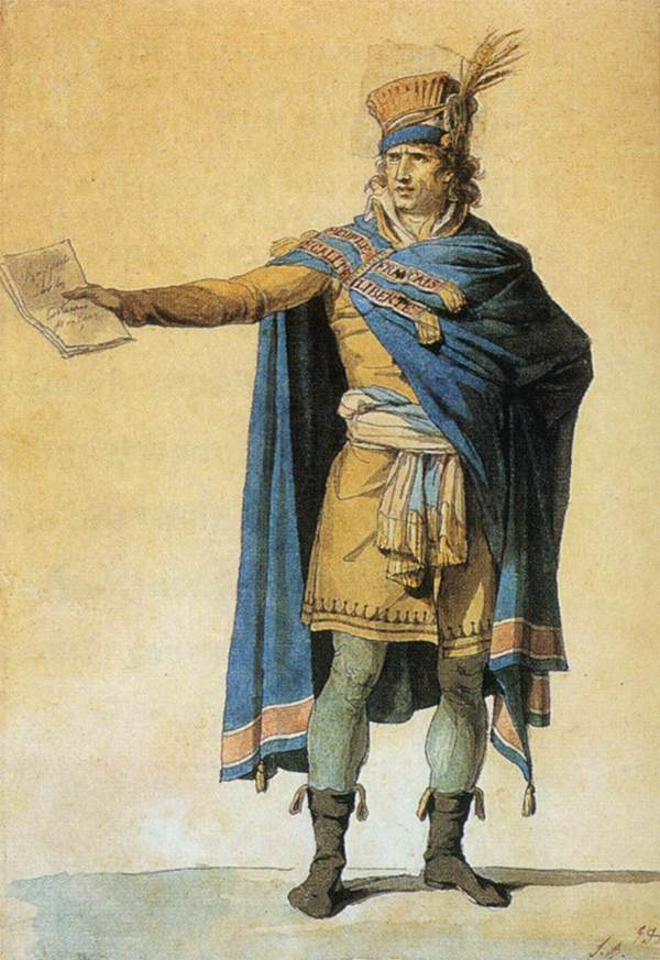 The Representative of the People on Duty