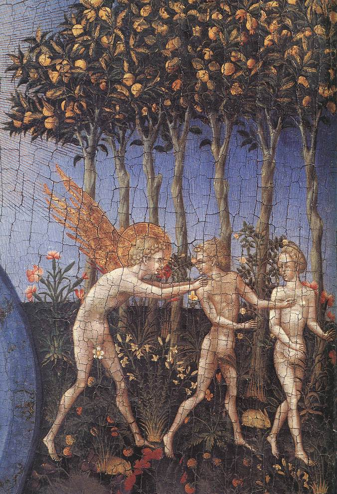 The Creation and the Expulsion from the Paradise