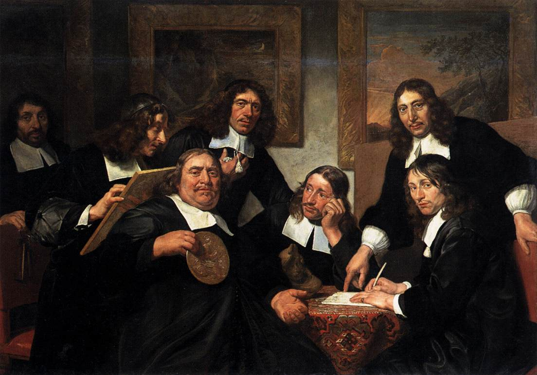 The Governors of the Guild of St Luke, Haarlem