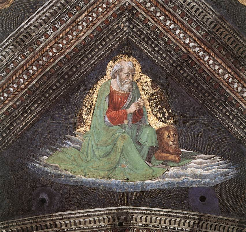 St Mark the Evangelist