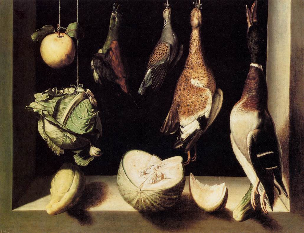 Still-Life with Game Fowl