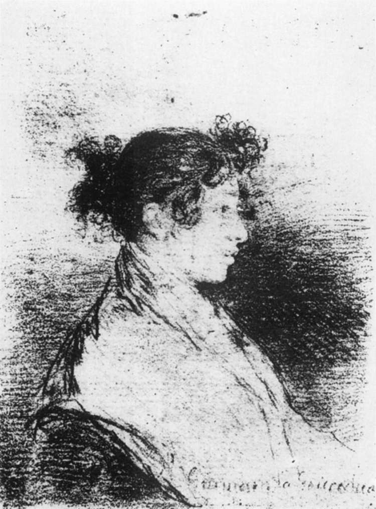 Gumersinda Goicoechea, Goya's Daughter-in-Law