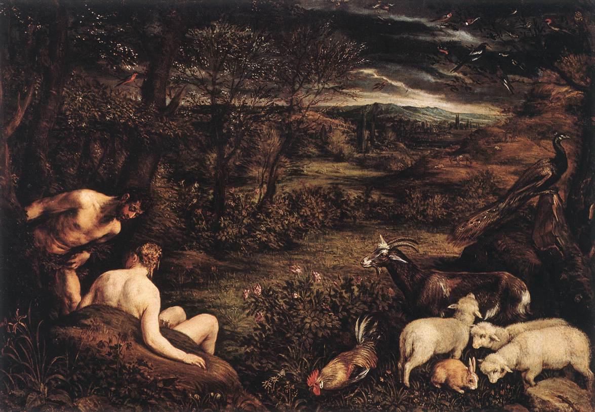 Garden of eden hieronymus paints art for Jardin of eden