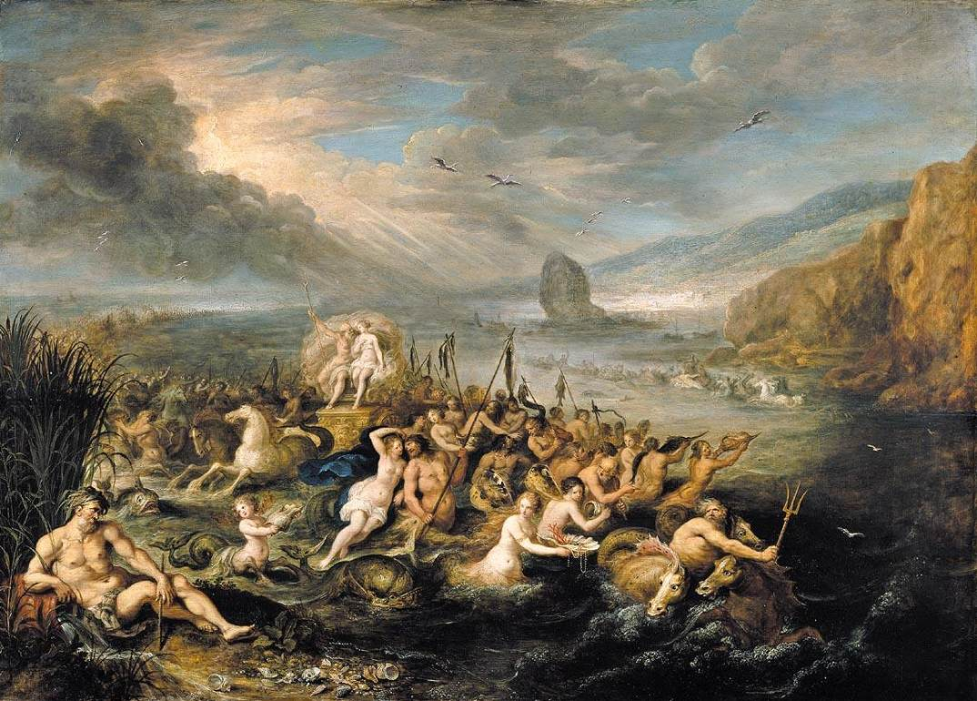 The Triumph of Neptune and Amphitrite