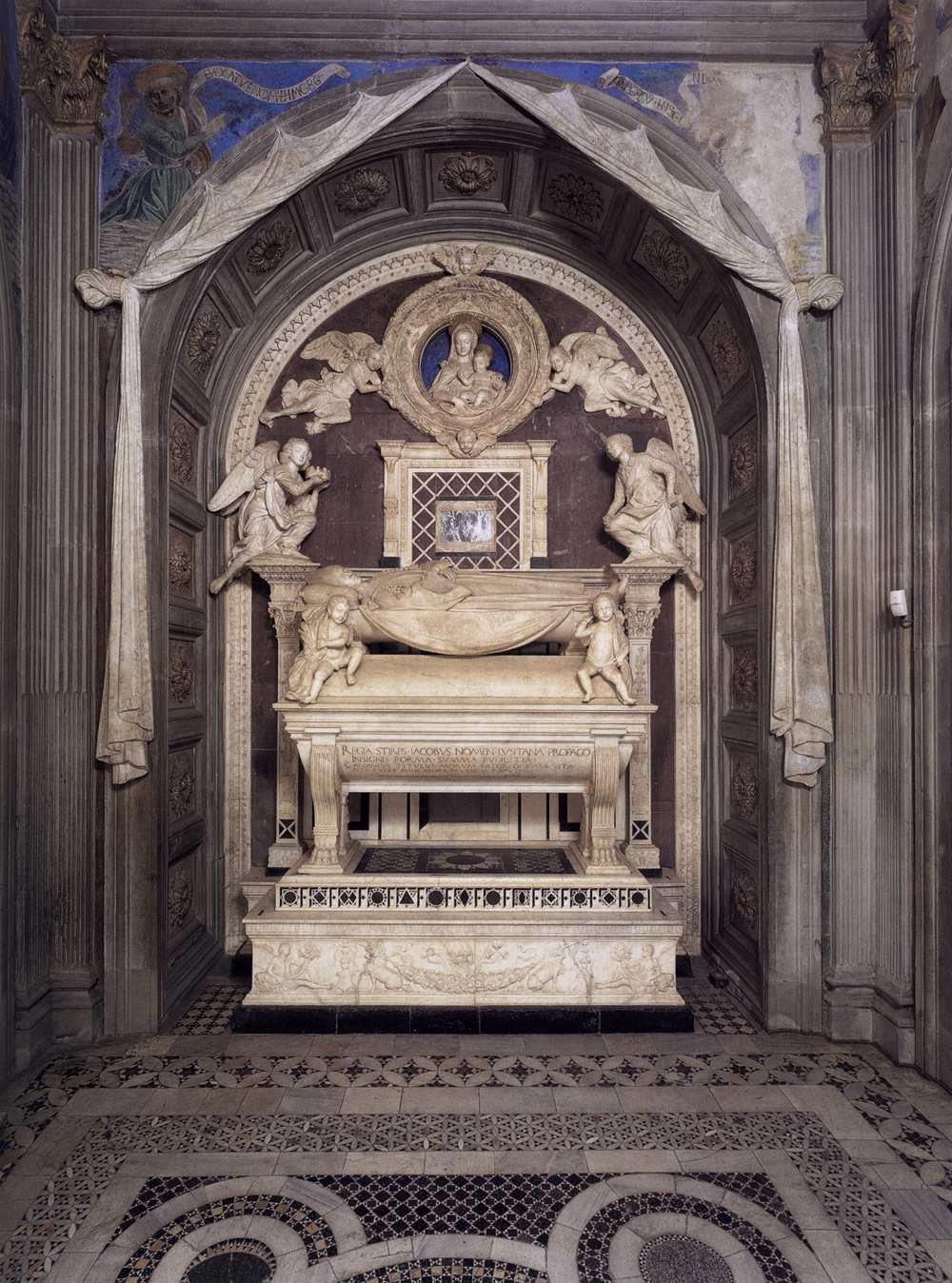 Tomb of the Cardinal of Portugal