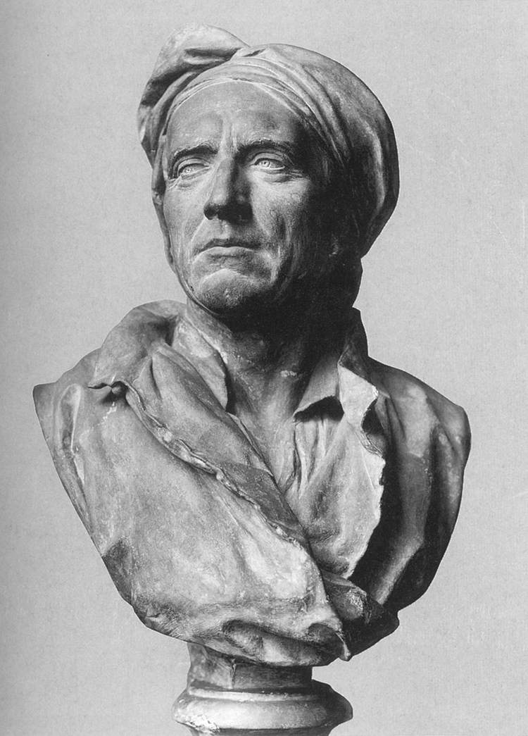 Bust of Nicolas Coustou