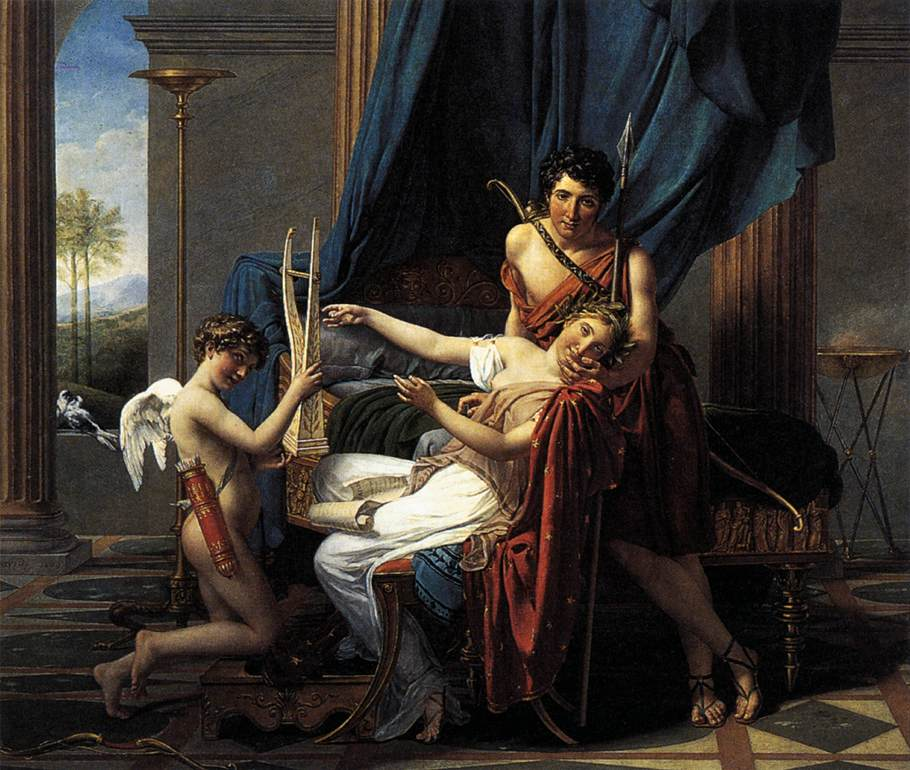 Sappho and Phaon