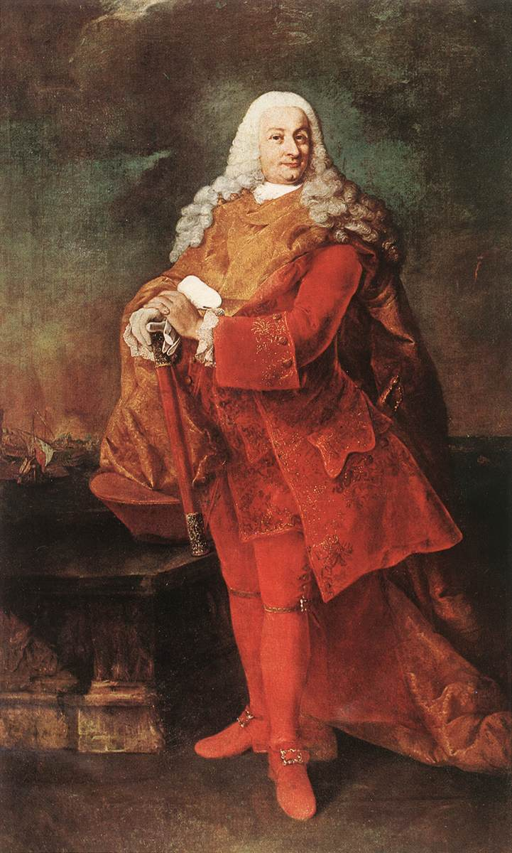 Portrait of Jacopo Gradenigo