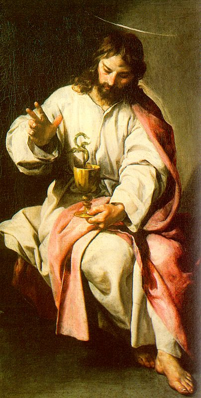 St. John the Evangelist with the Poisoned Cup