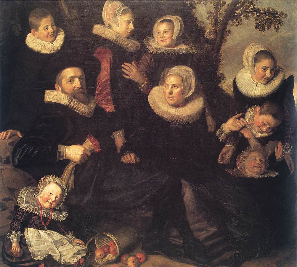 Family Portrait in a Landscape