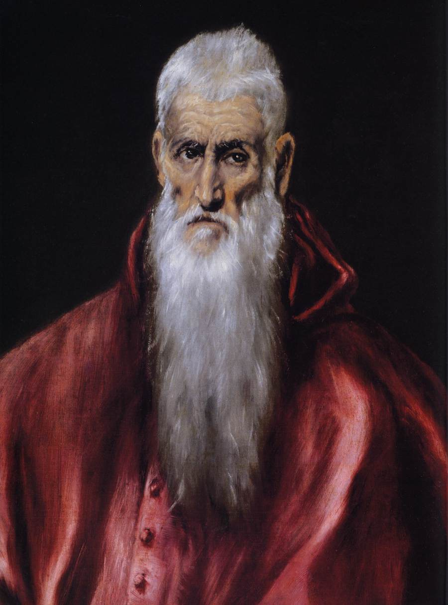 St Jerome as a Scholar