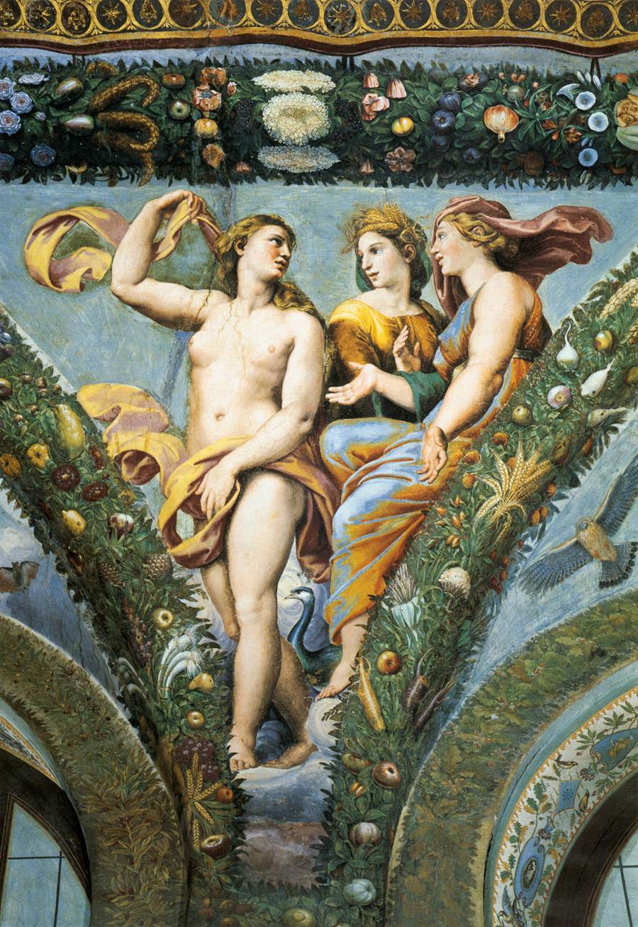 Venus, Ceres and Juno
