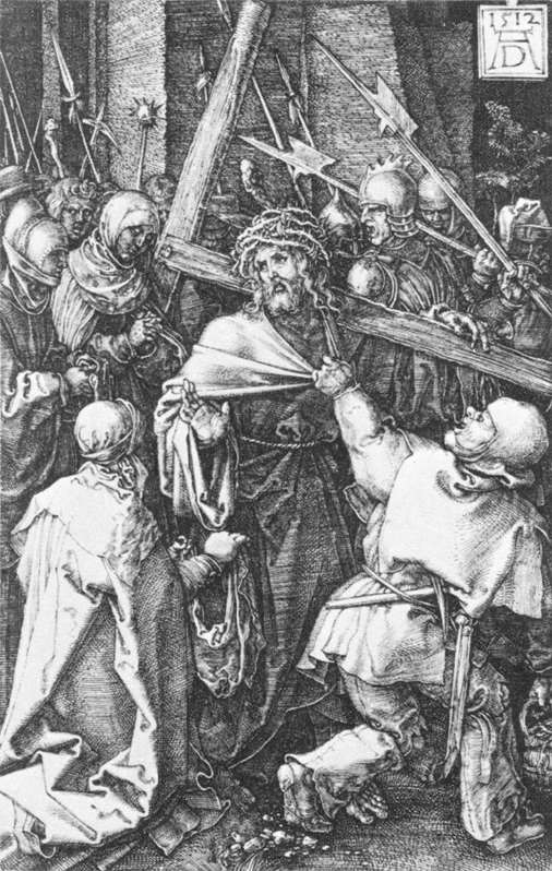 Bearing of the Cross (No. 10)