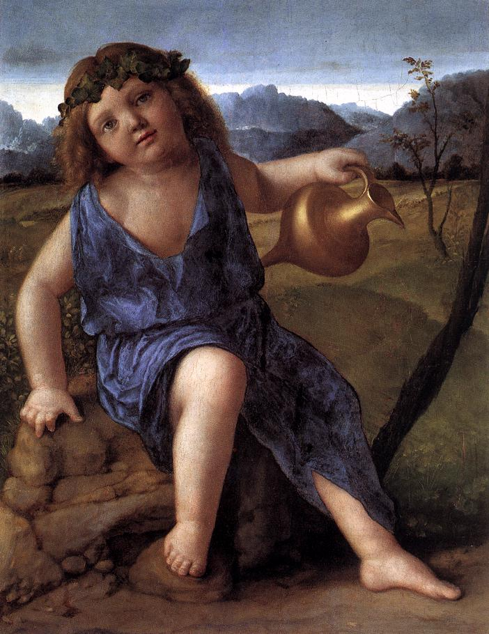Young Bacchus