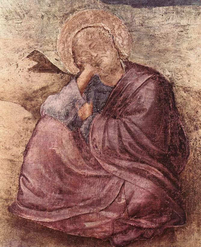 Scenes from the Life of St John the Evangelist: 1. St John on Patmos