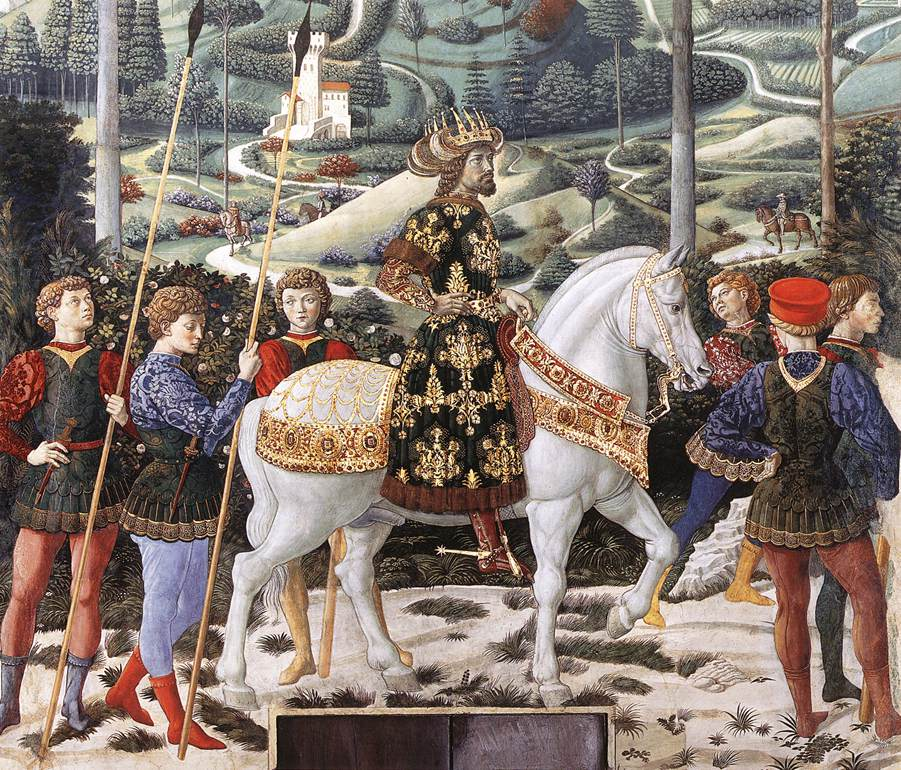 Procession of the Middle King
