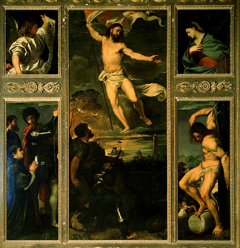 Polyptych of the Resurrection