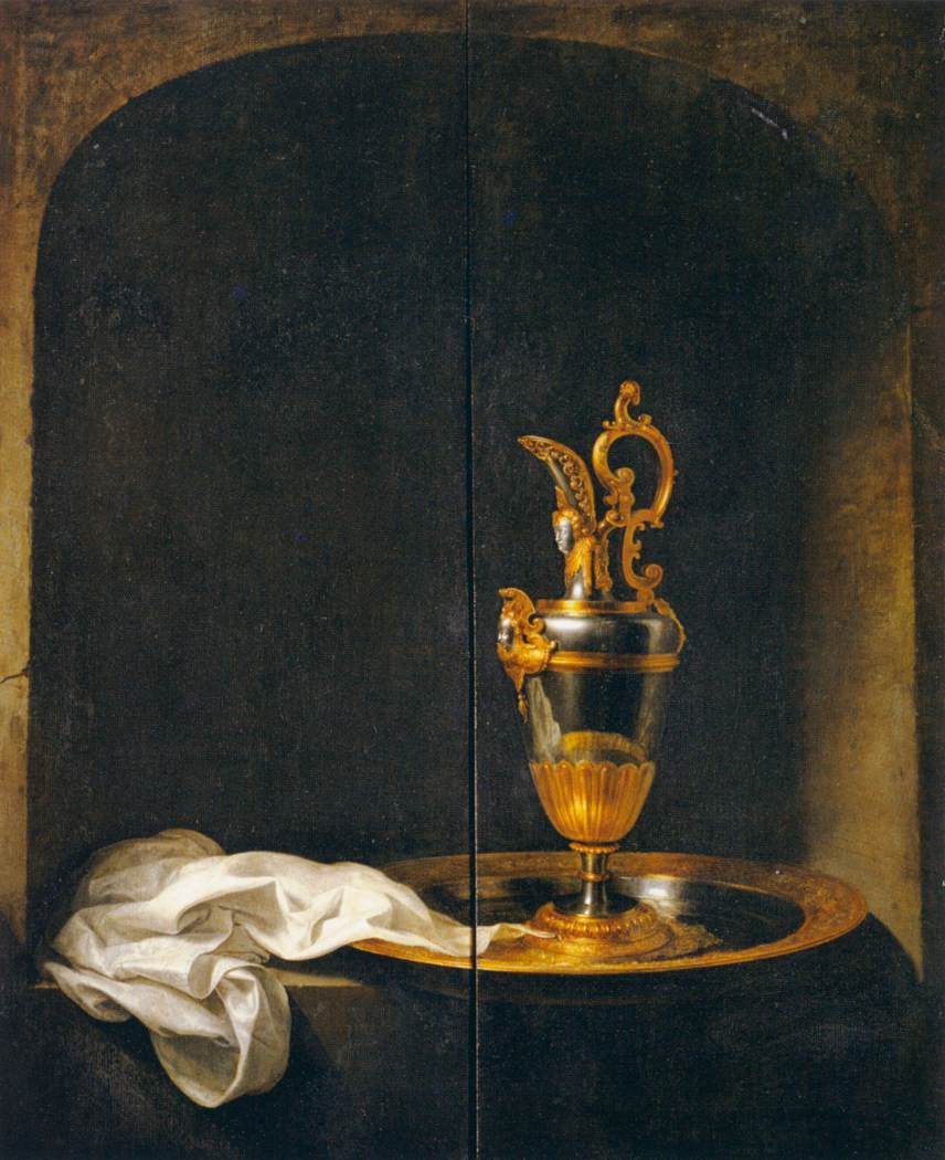 The Silver Ewer