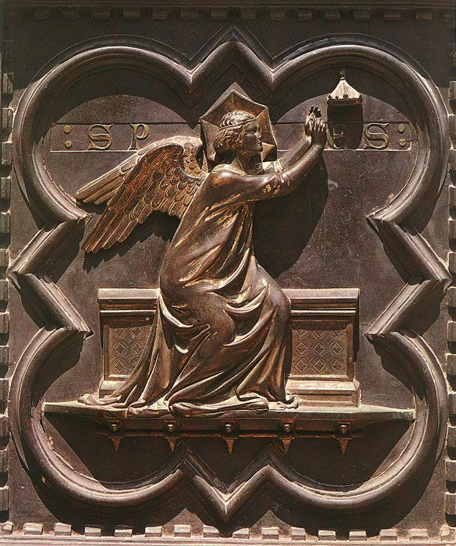 Hope (panel of the south doors)
