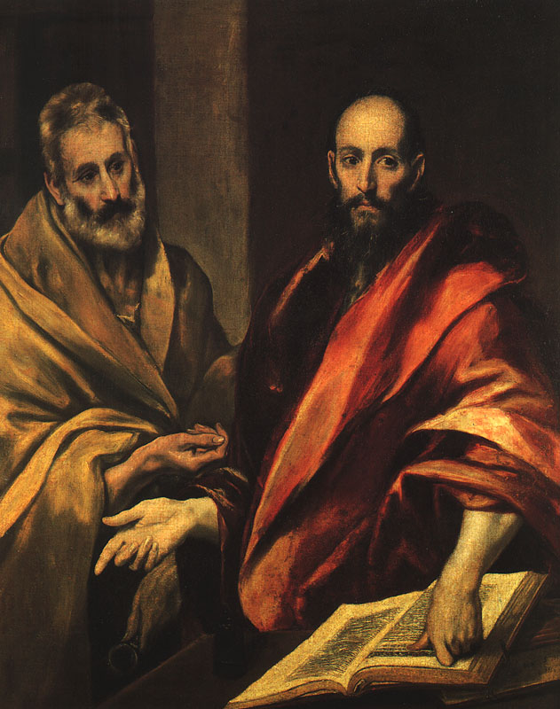 Apostles Peter and Paul