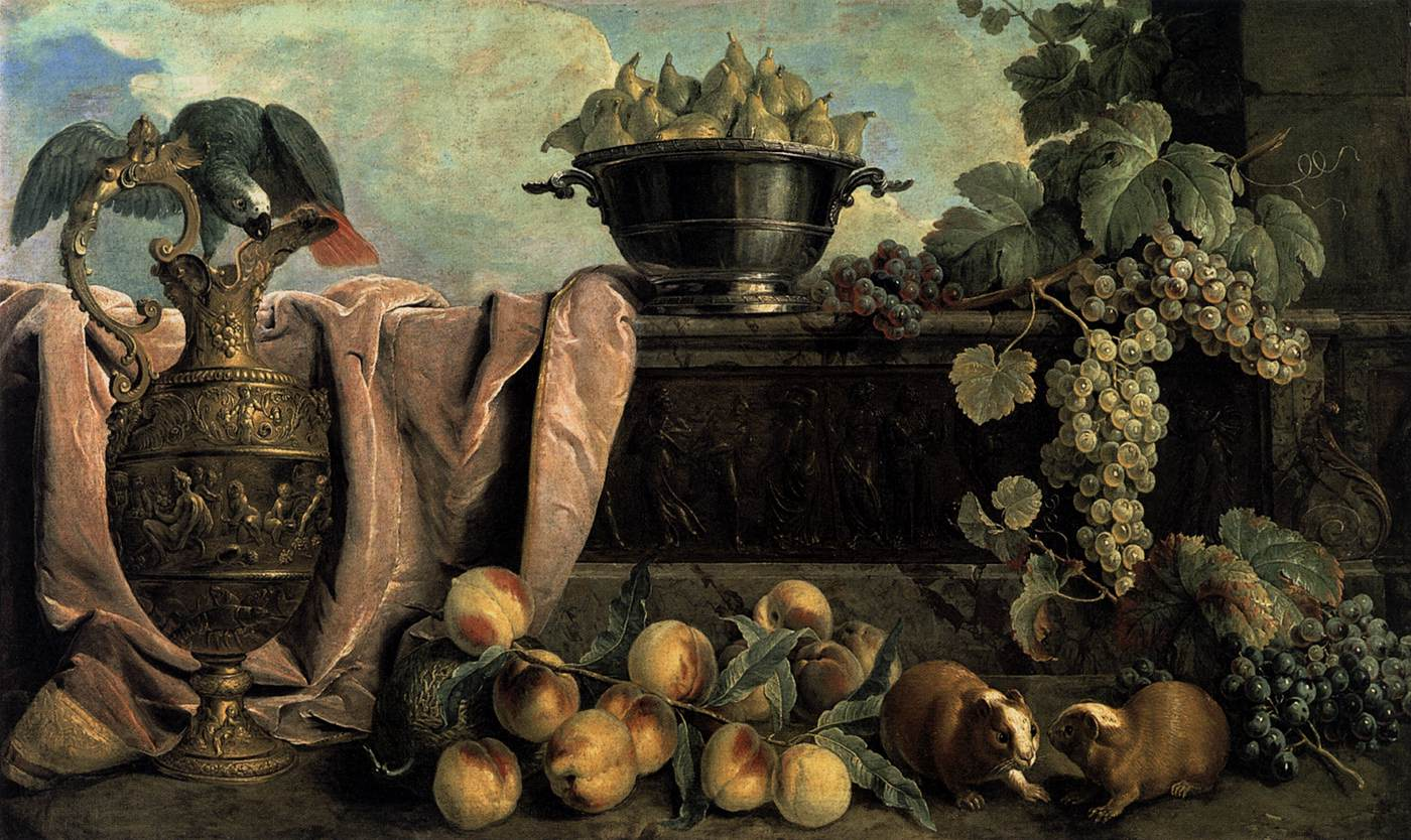 Still-Life with Ewer