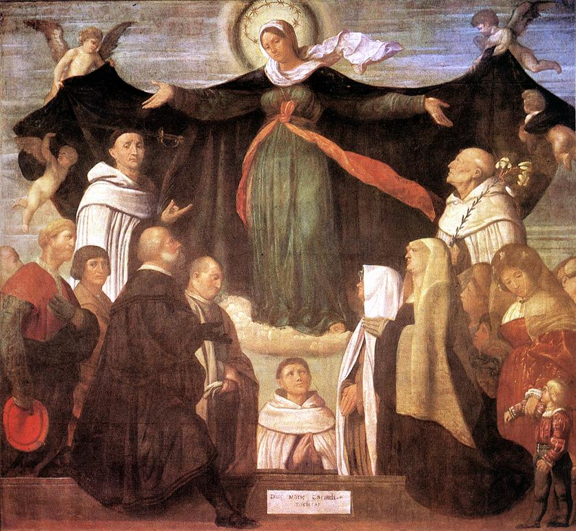 The Virgin of Carmel