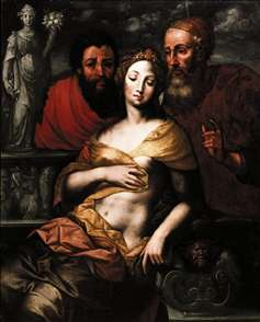 Susanna and Elders