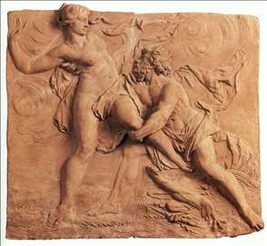 The Abduction of Persephone by Hades