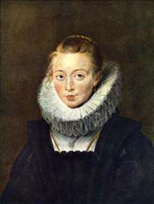 Portrait of a Chambermaid
