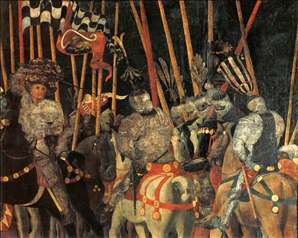 Micheletto da Cotignola Engages in Battle
