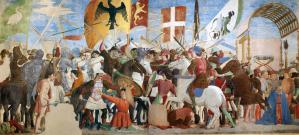 8. Battle between Heraclius and Chosroes