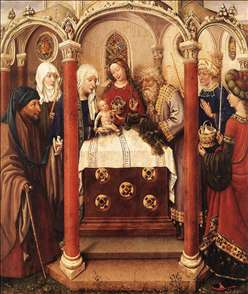 Altarpiece of the Virgin