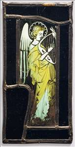 Angel Playing the Lyre