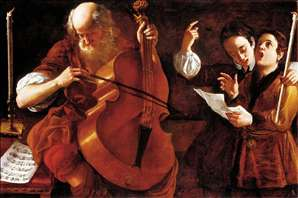 Concert with Two Singers