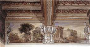 Imaginary Landscape with Temple of Sibyl at Tivoli