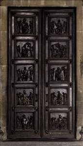 North Sacristy Doors