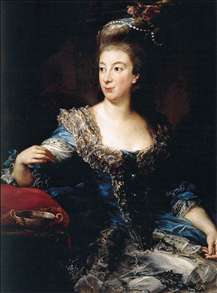 The Countess of San Martino