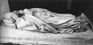 Tomb of Archbishop Jakob von Sierck