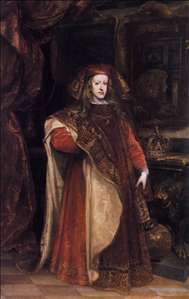 Charles II as Grandmaster of the Golden Fleece
